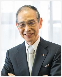 代表取締役会長 兼 社長 柄谷 順一郎