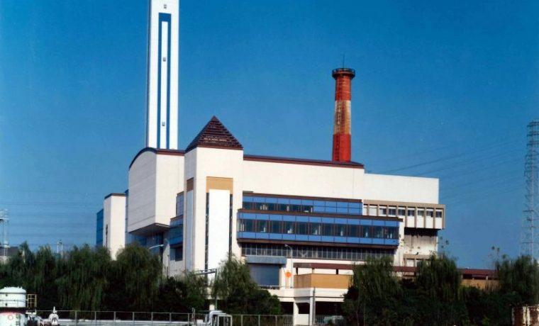 尼崎市立クリーンセンター第1工場